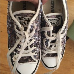 Bling!   Converse All Stars